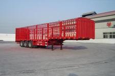 骏强牌JQ9401CCQ型畜禽运输半挂车图片