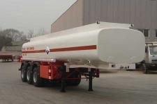 兴扬牌XYZ9404GHY型化工液体运输半挂车图片