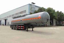 醒狮牌SLS9408GHY型化工液体运输半挂车图片