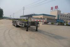特运10.4米34.5吨3轴集装箱运输半挂车(DTA9402TJZ)