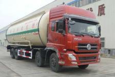 东风天龙前四后八44-46吨干混砂浆车