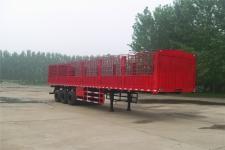 齐鲁中亚牌DEZ9400CLX型仓栅运输半挂车图片