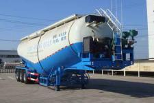 中集牌ZJV9402GFLRJA型低密度粉粒物料运输半挂车图片