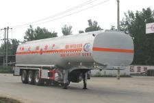 程力威12米31吨3轴运油半挂车(CLW9404GYY)