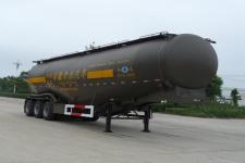 AKL9407GFL型开乐牌低密度粉粒物料运输半挂车图片
