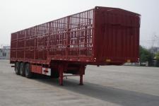 宇畅牌YCH9401CCQ型畜禽运输半挂车图片