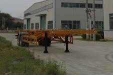 ?;放�FHQ9350TJZ型集装箱运输半挂车