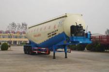 骜通牌LAT9402GFL型低密度粉粒物料运输半挂车图片