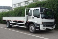 五十铃国四单桥货车189马力10吨(QL11609AFR)