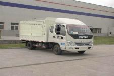 福田奥铃国四单桥仓栅式运输车82-95马力5吨以下(BJ5049CCY-CA)