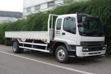 五十铃国四单桥货车189马力8吨(QL11409AFR)