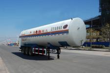 金碧13米21.1吨3轴低温液体运输半挂车(PJQ9401GDYB)
