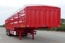 开乐牌AKL9402CCY型仓栅式运输半挂车图片