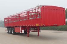 开乐牌AKL9400CCY型仓栅式运输半挂车图片