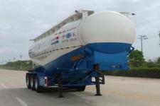 AKL9400GFLA2型开乐牌中密度粉粒物料运输半挂车图片