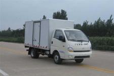 时代汽车国四单桥厢式运输车68-82马力5吨以下(BJ5046XXY-H1)
