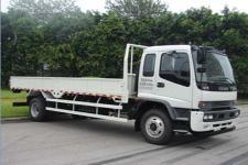 五十铃国四单桥货车189马力10吨(QL11609QFR)