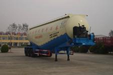 骜通牌LAT9405GFL型低密度粉粒物料运输半挂车图片