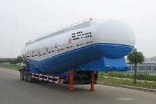 骏强牌JQ9401GFL型低密度粉粒物料运输半挂车图片