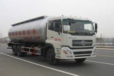 东风天龙后八轮30立方40吨散装水泥运输罐车价格