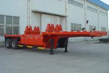 飓风牌JQG9340TTS型铁水运输半挂车