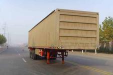 远东汽车12米31吨3轴厢式运输半挂车(YDA9400XXY)