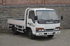 庆铃国四单桥轻型货车98马力5吨以下(QL10403FAR)