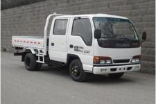 庆铃国四单桥轻型货车98马力5吨以下(QL10403FWR)