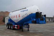 闽兴牌FM9402GFL型中密度粉粒物料运输半挂车图片