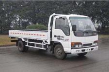 五十铃国四单桥轻型货车98马力3吨(QL10503HAR)
