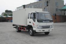大运轻卡国四单桥厢式运输车82-90马力5吨以下(CGC5041XXYHBB33D)