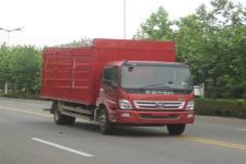 福田奥铃国四单桥仓栅式运输车156-170马力5-10吨(BJ5139CCY-CD)