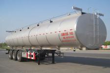 豫新牌XX9400GNY型鲜奶运输半挂车图片