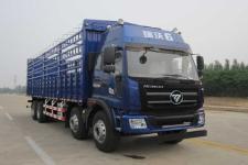 福田瑞沃国四前四后八仓栅式运输车241-310马力15-20吨(BJ5315CCY-2)