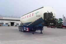 陆锋牌LST9400GFLZ型中密度粉粒物料运输半挂车图片