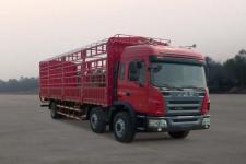 江淮格尔发国四前四后四仓栅式运输车180-245马力10-15吨(HFC5241CCYP2K1C54F)