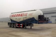 麒强牌JTD9403GFL型中密度粉粒物料运输半挂车图片