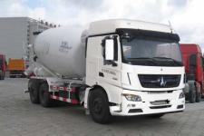 北奔牌ND5250GJBZ06型混凝土搅拌运输车图片