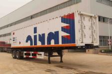 安瑞科12.5米5.2吨2轴易燃气体罐式运输半挂车(HGJ9350GRQ)