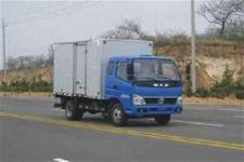 飞碟奥驰国四单桥厢式运输车87-102马力5吨以下(FD5040XXYW10K)