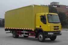东风柳汽国四单桥厢式运输车140-160马力5吨以下(LZ5121XXYRAPA)