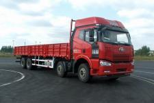 解放国四前四后八平头柴油货车296马力19吨(CA1310P66K2L7T4E4)