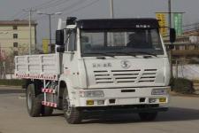 陕汽国四单桥货车271马力8吨(SX1166UN561)