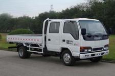 五十铃国四单桥货车98马力4吨(QL10603KWR)