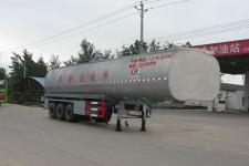 程力威牌CLW9401GNY型鲜奶运输半挂车图片