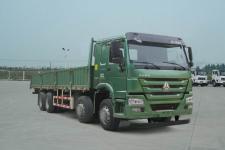 豪沃国四前四后八货车339马力17吨(ZZ1317N4667D1H)