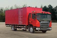 江淮格尔发国四单桥厢式运输车140-173马力5-10吨(HFC5161XXYPZ5K1E1F)