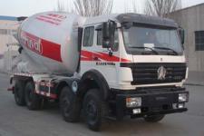 北奔牌ND5310GJBZ09型混凝土搅拌运输车图片