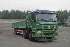豪沃国四前四后八货车269马力20吨(ZZ1317M3867D1B)