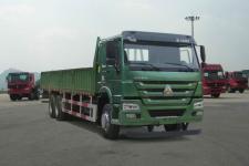 豪沃国四后双桥,后八轮货车269马力13吨(ZZ1257M5247D1)